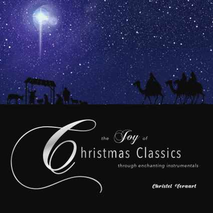 Cover Art - The Joy of Christmas Classics - Christel Veraart