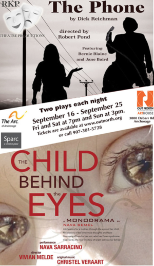 The Child Behind the Eyes - Anchorage Performances