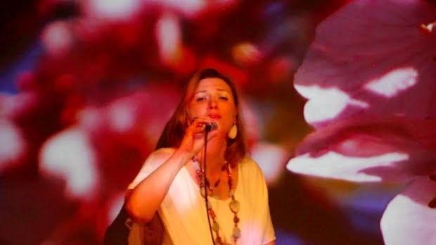 Christel Veraart in concert at The Anchorage Museum